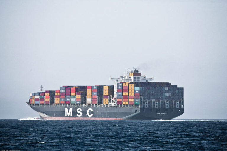 Container Shipping Traffic Currently Sailing Smoothly Ahead