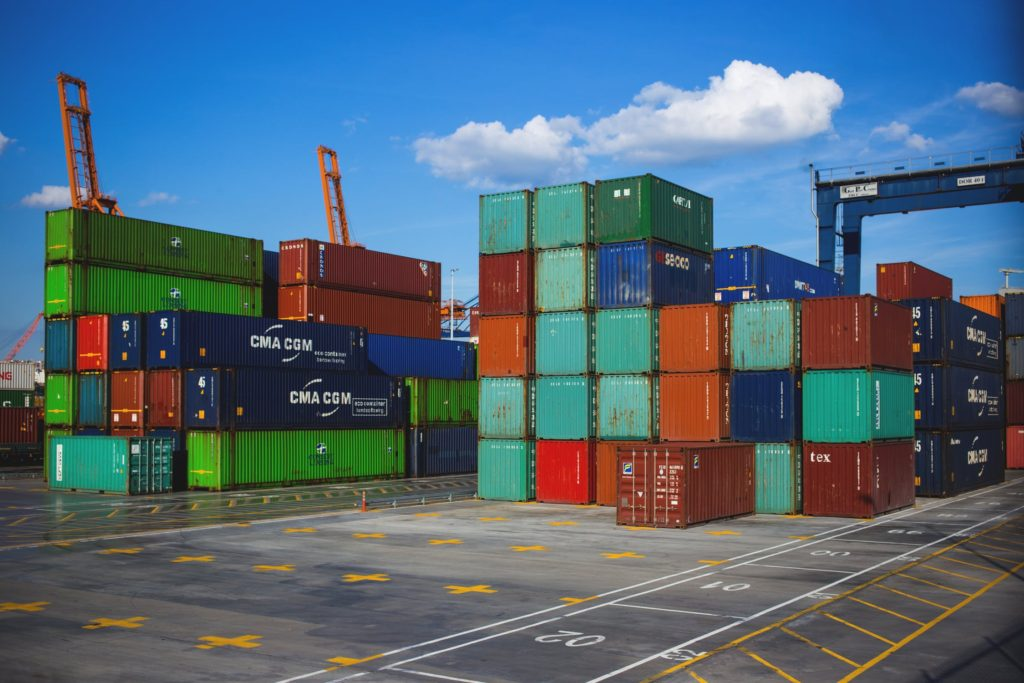 How to Begin Investing in Shipping Containers