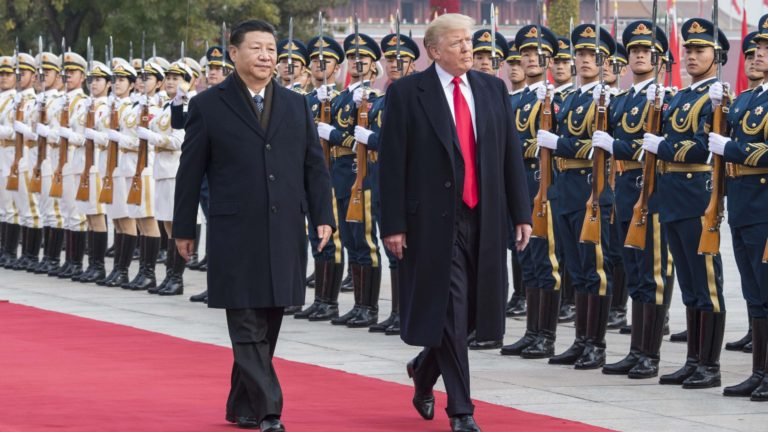 90-Day Tariffs Cease-Fire To Shield Us From China Trade War - Trump, Xi Agree